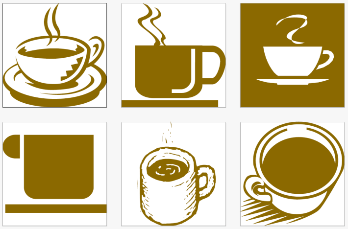 Coffee-Icon.ai supplied files for use with logo